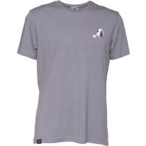 Acquisto Heart Dietrich T-Shirt Dark Grey