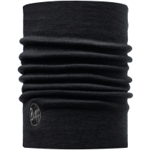 Buy Heavyweight Merino Wool Solid Black