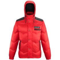 Buy Heritage Down Jacket M Red - Rouge