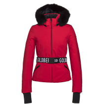 Acquisto Hida Jacket Faux Fur W Ruby Red