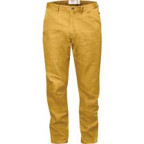 Buy High Coast Trousers M Ochre