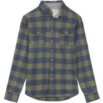 Buy Hillsboro Shirt Military/Dark Blue