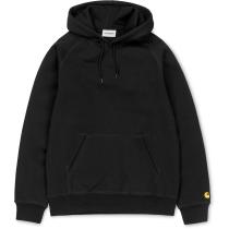 Acquisto Hooded Chase Sweat Black Gold