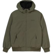 Buy Hooded Sail Jacket Cypress / Black