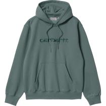Buy Hooded Carhartt Sweat Eucalyptus Frasier