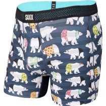 Acquisto Hot Shot Boxer Brief Fly M Navy Polarbear Resortwear