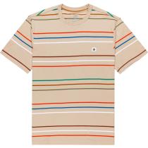 Buy Hovden Stripes Ss Oxford Tan