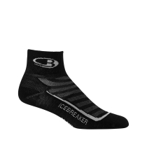 Achat Socks Run+ Ultralight Mini M Balck/Pearl