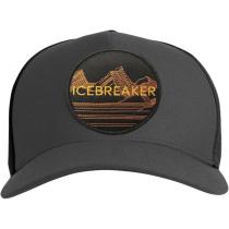 Buy Icebreaker Graphic Hat Monsoon Black