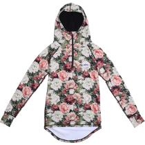 Acquisto Icecold Zip Hood Top Autumn Bloom