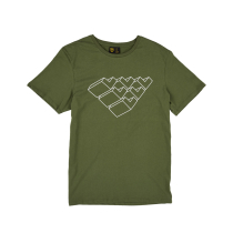 Compra Icon T-Shirt Bronze Green