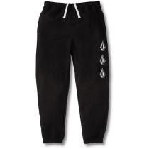 Buy Iconic Stone Fleece Pant Black