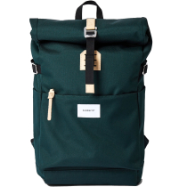 Achat Ilon Dark Green With Natural Leather