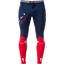 Buy Infini Compression Race Tights Dark Navy