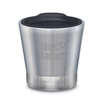 Achat Insulated Tumbler 8oz Brushed Stainless