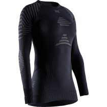 Achat Invent 4.0 Round Neck LS W Black/Charcoal