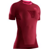 Buy Invent Run Speed Shirt W Namib Red/Neon Flamingo