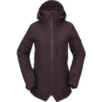 Buy Iris 3-In-1 Gore Jacket Black Red