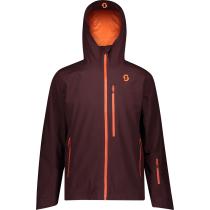 Buy M's Ultimate GTX Red Fudge Jacket