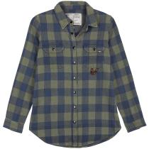Compra Jade Shirt Military/Dark Blue