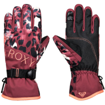 Buy Jetty Gloves Oxblood Red Leopold