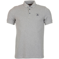 Buy Joshua Polo Grey Marl