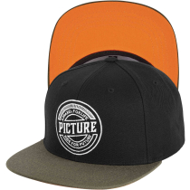 Achat Junction Cap Black