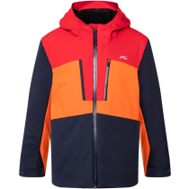 Buy Juniors Snow Rock Jacket Atlanta/Scarlet