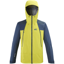 Kauf K Absolute GTX Pro Jacket M Wild Lime/Orion Blue