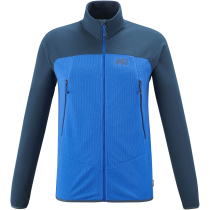 Achat K Lightgrid Jacket M Abyss/Orion Blue