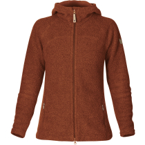 Buy Kaitum Fleece W Autumn Leaf