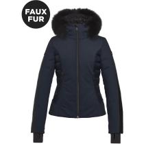 Acquisto Kaja Jacket Faux Fur W Dark Navy