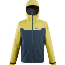 Kauf Kamet Light GTX Jkt M Orion Blue/Wild Lime