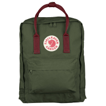Achat Kanken Forest Green-Ox Red