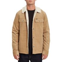 Buy Keaton Jacket Dark Khaki
