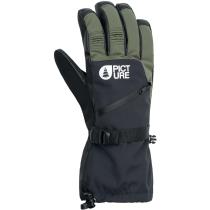 Achat Kincaid Gloves M Lychen Green Dark Blue