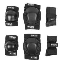 Achat Kit de Protections Basic Set Noir