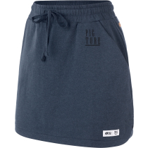 Compra Kity Skirt Dark Blue Melange