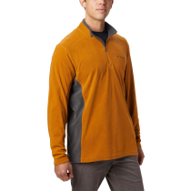 Kauf Klamath Range II Half Zip Burnished Amber/Shark