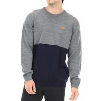 Buy Knitter Sweat Grey Melange