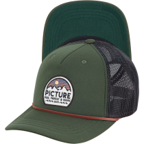 Acquisto Kuldo Trucker Cap Pine Green