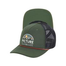 Buy Kuldo Trucker Cap Army Green