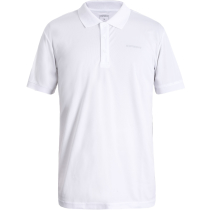 Buy Kyan Ss Polo Shirt M Blanc Optique