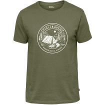 Buy Lägerplats T-shirt M Green
