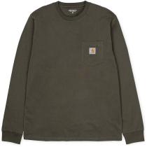 Buy L/S Pocket T-Shirt Cypress