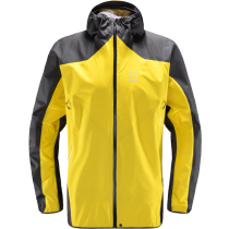 Achat L.I.M Comp Jacket Men Signal Yellow/Magnetite
