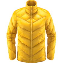 Achat L.I.M Essens Jacket Women Pumpkin Yellow