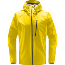 Achat L.I.M Jacket Men Signal Yellow