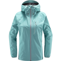 Buy L.I.M Jacket Women Glacier Green
