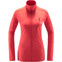 Buy L.I.M Mid Jacket Women Hibiscus Red